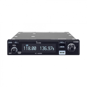 Icom IC-A220T VHF Air Band Transceiver